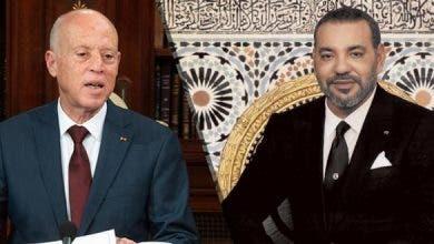 Photo of الرئيس التونسي يُهاتف الملك محمد السادس لتهنئته بنجاح العملية الجراحية