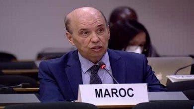 Photo of عمر زنيبر : المغرب يؤيد إعادة إطلاق مؤتمر نزع السلاح