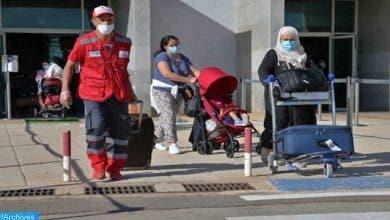 Photo of كورونا : تواصل عملية عودة المغاربة العالقين في فرنسا
