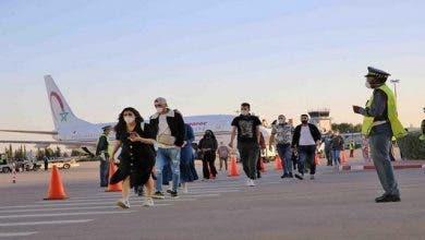 "Photo of مطار ""أكادير المسيرة"" يستقبل 20 رحلة جوية لترحيل المغاربة العالقين بالخارج"