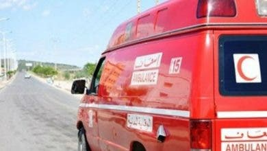 "Photo of إصابات في حادث انقلاب ""بيكوب"" على متنها عاملات نواحي أكادير"