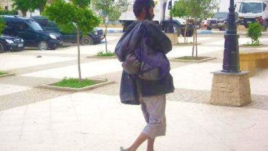 Photo of من رخص للمختلين عقليا بمغادرة المستشفى والتجول في شوارع برشيد بكل حرية؟