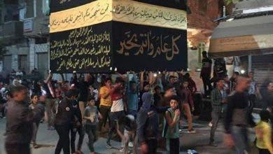 Photo of مصر : الطواف حول مسجم الكعبة يتجدد من القاهرة والواقعة تُعيد إثارة الجدل (+فيديو)