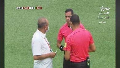 Photo of بعدما أوقفت السلطات المباراة .. وداد تمارة يطالب ب3 نقاط أمام النادي القنيطري