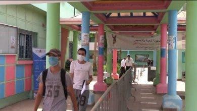 Photo of فرحة وإرتياح تلاميذ الباك للإمتحانات في زمن كورونا بمدينة النواصر