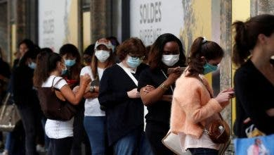 "Photo of الصحة"" الفرنسية : 30120 وفاة بكورونا منذ بداية الجائحة"