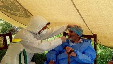 Photo of شفاء باكستاني عمره 103 أعوام من كورونا
