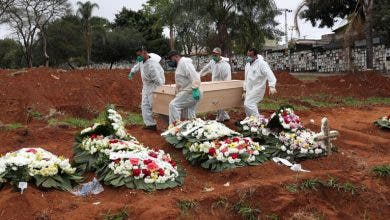 Photo of البرازيل تسجل 1156 وفاة جديدة بفيروس كورونا