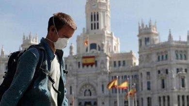 Photo of مدريد تطالب السكان بارتداء الكمامات داخل المنازل