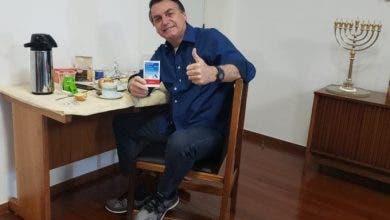 Photo of رئيس البرازيل يعلن تعافيه من فيروس كورونا