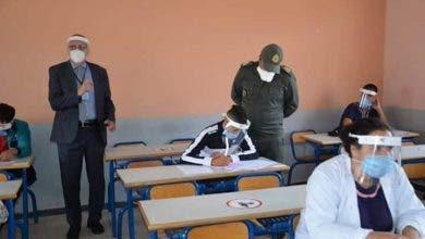 Photo of سيدي قاسم.. إرشاداتٌ وتوجيهاتٌ دقيقةٌ ترافقُ التلاميذ في أوّل يومٍ لامتحانات البكالوريا