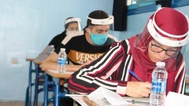 "Photo of مترشحو ""الباك"" بطنجة يكشفون أجواء الامتحان في زمن كورونا"