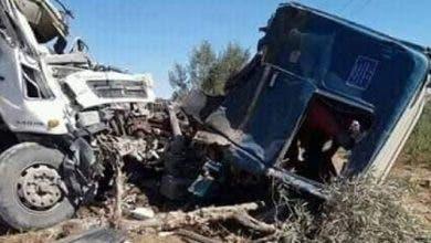 Photo of فاجعة ببوجدور .. حادث سير خطير يخلف 10 قتلى وجريح
