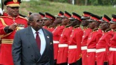 Photo of وفاة الرئيس التنزاني الأسبق بنيامين مكابا