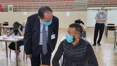 Photo of البيضاء : زيارات ميدانية لمجموعة من مراكز إجراء امتحانات الباكالوريا