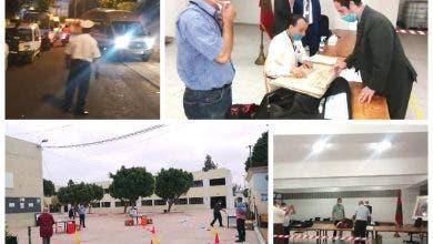 Photo of امتحانات الباكالوريا بإقليم الجديدة تمر في ظروف استثنائية فرضها فيروس كورونا