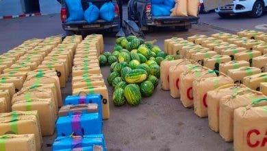 Photo of أكادير .. حجز أزيد من 4 أطنان من مخدر الشيرا على متن سيارتين لنقل البضائع