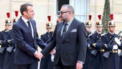 Photo of الملك: الشراكة المتميزة بين المغرب وفرنسا تشهد نموا وتطورا مطردا
