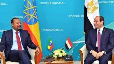 """Photo of الصراع حول سد النهضة الاثيوبي يهدد شرعية """" أبي أحمد """" والرئيس المصري """" السيسي"""