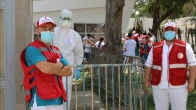 Photo of أولى المشاهد ..هكذا يستقبل المستشفى الميداني بطنجة مرضى كورونا