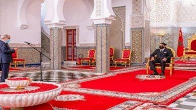 Photo of الجواهري امام الملك : بنك المغرب حافظ على التوجه التيسيري لسياسته النقدية