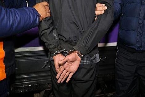 sret arrestation