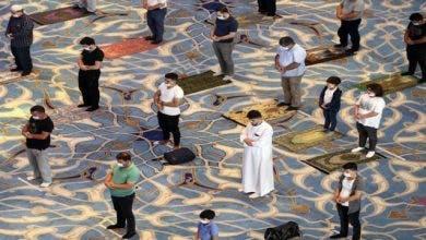 Photo of المسلمون يحتفلون بعيد الأضحى وسط إجراءات كورونا