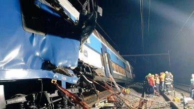Photo of التشيك .. قتيل وجرحى في حادث اصطدام قطارين