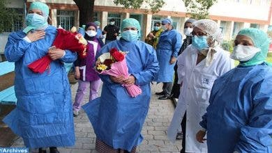 "Photo of 508 حالات شفاء من ""كورونا"" بالمغرب خلال 24 ساعة"