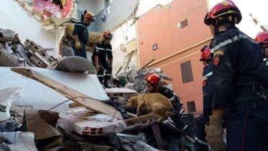 Photo of انهيار منزل باسباتة.. انتشال جثة شخص من تحت الأنقاض