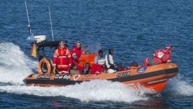 Photo of وصول 15 مهاجر إفريقي الى سواحل كناريا