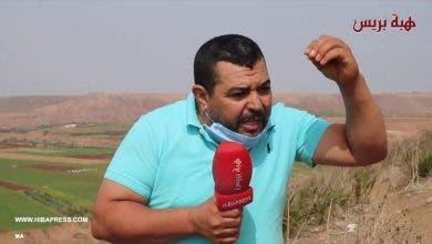 Photo of الحالة المتدهورة للطريق الرابطة بين دوار عين تالمست نواحي حد ولادفرج تغضب الساكنة
