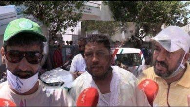 Photo of فواتير صادمة ومبالغ خيالية تتسبب في إعتقال متضرر وتجمهر كبير أمام وكالة ليديك بالحي المحمدي