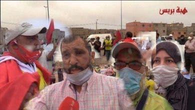 Photo of المحمدية..معاناة تجار سوق اللويزية مع السلطات بعد طردهم