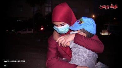 Photo of تصريح مؤثر لشابة بدون مأوى رفقة طفلها الصغير بشوارع الدار البيضاء