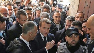 """Photo of ماكرون يدعو إلى """"التحرك سريعا من أجل تقديم الدعم للبنان"""