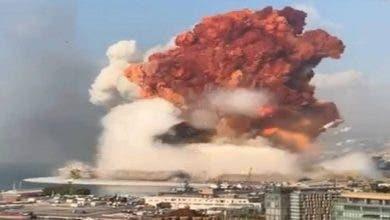 Photo of الرئيس اللبناني: سنحاسب المسؤولين عن انفجار مرفأ بيروت