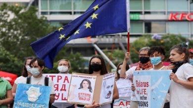 Photo of الاتحاد الأوروبي يرفض الاعتراف بنتائج الانتخابات البيلاروسية