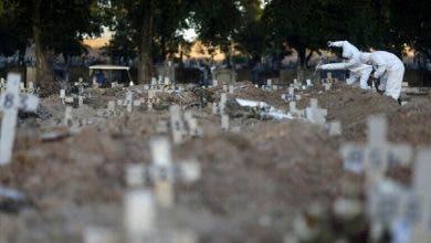 Photo of البرازيل تسجل 1060 وفاة جديدة بكورونا