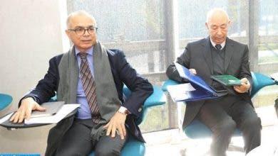 Photo of لجنة بنموسى تعقد جلسة عمل مع حزب الاستقلال