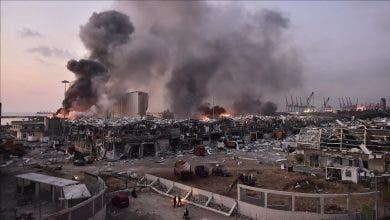 Photo of انفجار بيروت .. ارتفاع الضحايا  إلى 137 وفاة وحوالى 5 آلاف جريح