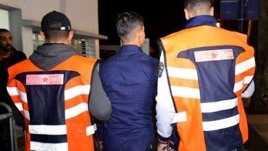 "Photo of ""الكريساج"" بحافلة للنقل يقود شخص للاعتقال بالبيضاء"