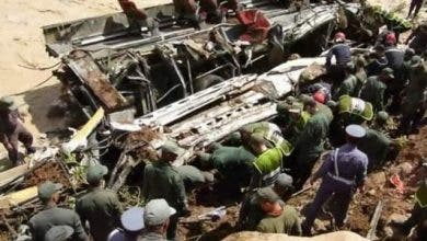 Photo of ارتفاع حصيلة ضحايا انقلاب حافلة بين الصويرة وأكادير الى 12 قتيلا