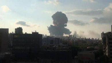 Photo of انفجار بيروت .. غرق باخرة سياحية ومقتل عدد من طاقمها