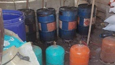 Photo of إنزكان : تفكيك مصنع بأيت ملول وحجز 3 أطنان من ماء الحياة