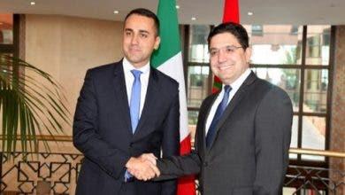 Photo of وزير خارجية إيطاليا : روما تُقدر دور المغرب في حل الازمة الليبية