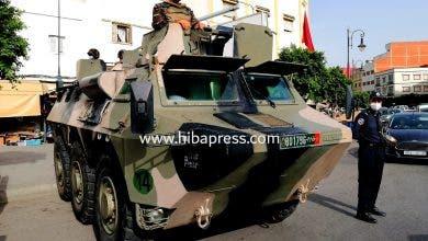 Photo of الجيش ينتشر بشوارع طنجة لضمان تنزيل تدابير صدّ كورونا