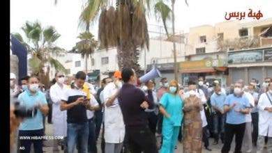 """Photo of """"شاعلة"""" في قطاع الصحة بسوس: النقابات تتمرد والمديرالجهوي يلتجئ للقضاء """"فيديو"""""""
