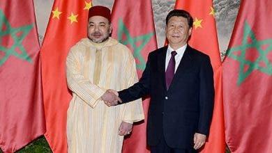 Photo of الملك محمد السادس يجري مباحثات هاتفية مع الرئيس الصيني