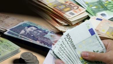 Photo of خلال أسبوع .. الدرهم ينخفض بـ 0,41 في المائة أمام الأورو